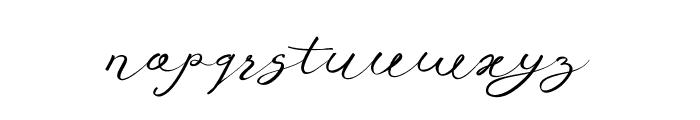Anniversa 10 10 Font LOWERCASE