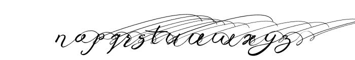 Anniversa02-02 Font LOWERCASE