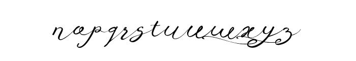 Anniversa03-03 Font LOWERCASE
