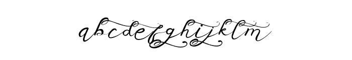 Anniversa04-04 Font LOWERCASE