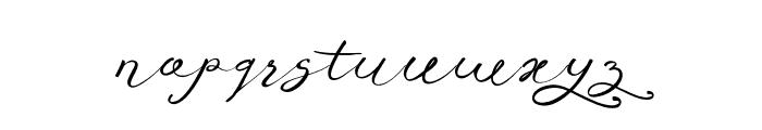 Anniversa06-06 Font LOWERCASE