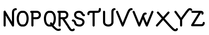 Aruna Font UPPERCASE