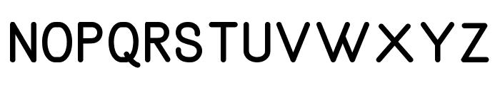 Aruna Font LOWERCASE
