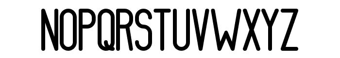 AthleticaSans-ExtraBlack Font UPPERCASE
