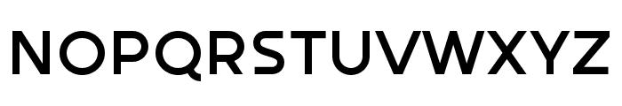 AutorichSansLite Font LOWERCASE