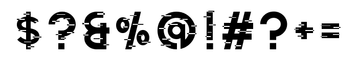 Avalon Font OTHER CHARS