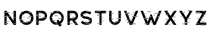 Avalon Font UPPERCASE