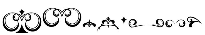 Avertastevia Ornamenta 1 Regular Font OTHER CHARS