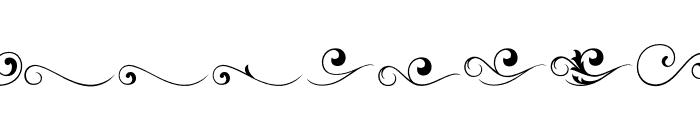 Avertastevia Ornamenta 1 Regular Font UPPERCASE