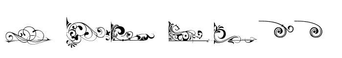 AvertasteviaOrnamenta2-Regular Font OTHER CHARS