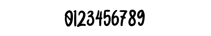 BadgerScript Font OTHER CHARS