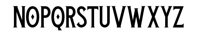 BlackVelvet2 Font LOWERCASE