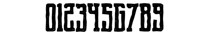 Brch Hand Drawn Font OTHER CHARS