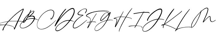 Breezeblocks Font UPPERCASE
