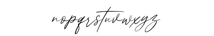 Breezeblocks Font LOWERCASE