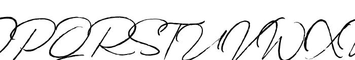 Brewery Vector Brush alt Regular Font UPPERCASE