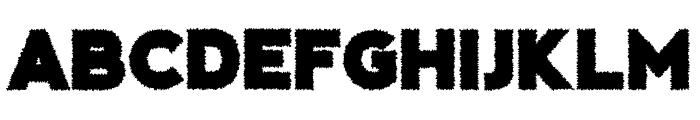 Brewok Font UPPERCASE