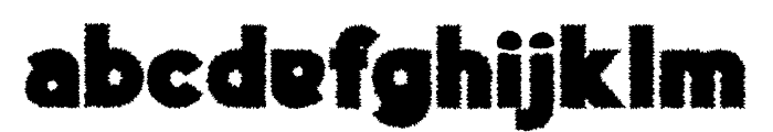 Brewok Font LOWERCASE