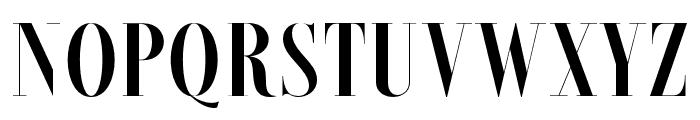 Brioche-Bold Font UPPERCASE