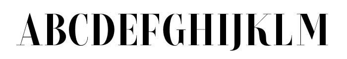 Brioche-Bold Font LOWERCASE