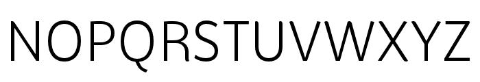 BwSurco-Book Font UPPERCASE