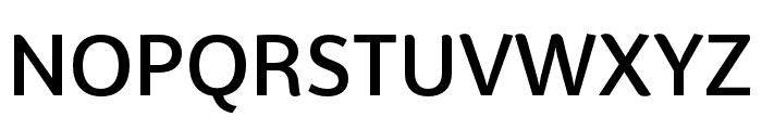 BwSurco-Medium Font UPPERCASE
