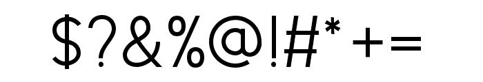 CarrolStandard Font OTHER CHARS