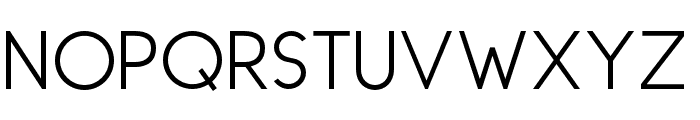 CarrolStandard Font UPPERCASE