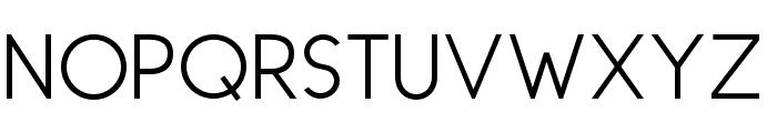 CarrolStandard Font LOWERCASE