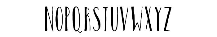 CatalinaAvalonSansLight Font UPPERCASE