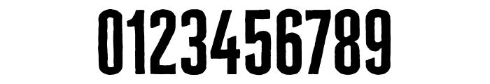 Cheddar Gothic Serif Regular Font OTHER CHARS