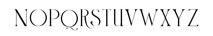 Claude Regular Font LOWERCASE