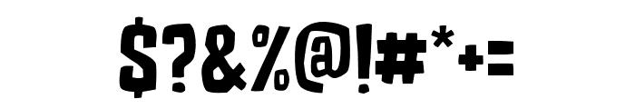 DJADOEL Font OTHER CHARS