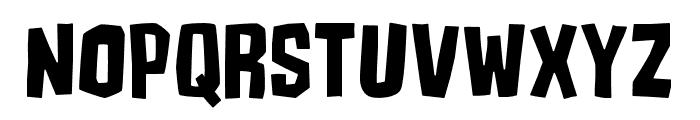 DJADOEL Font UPPERCASE