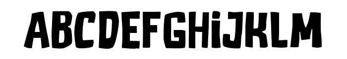 DJADOEL Font LOWERCASE