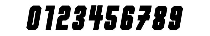 Dalmation Oblique Regular Font OTHER CHARS
