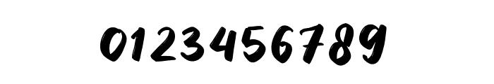 DanielScript Font OTHER CHARS