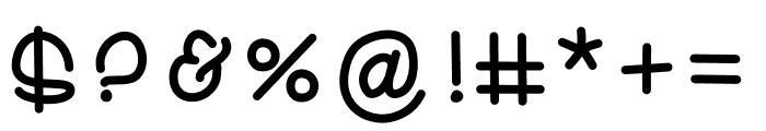 Denali Font OTHER CHARS