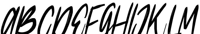 Edigtor Regular Font UPPERCASE