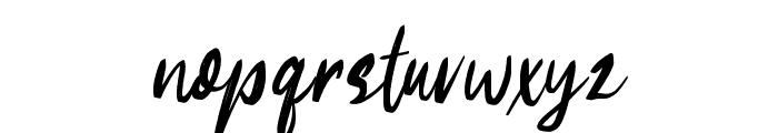 Edigtor Regular Font LOWERCASE