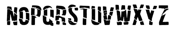 FakeEmpire-Regular Font LOWERCASE