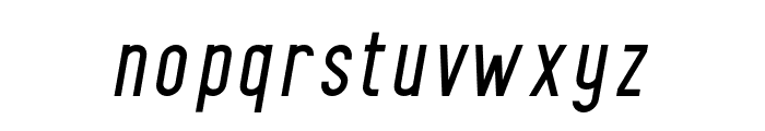 Finland Font LOWERCASE