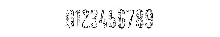 Gothink-extraboldaged1 Font OTHER CHARS