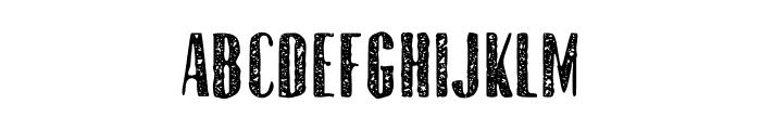 Gothink-extraboldaged Font UPPERCASE