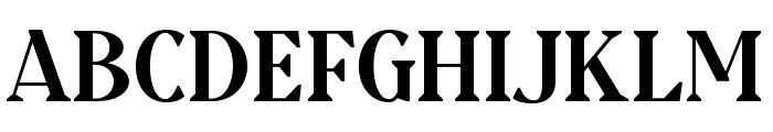 GravityWanders-Regular Font UPPERCASE
