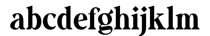 GravityWanders-Regular Font LOWERCASE