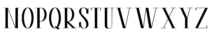 Harold Regular Font LOWERCASE