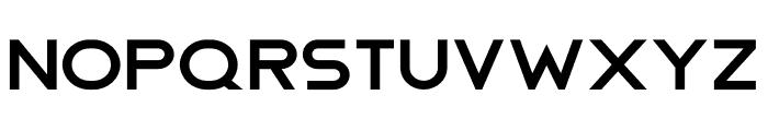 Hermannstadt Bold Font UPPERCASE