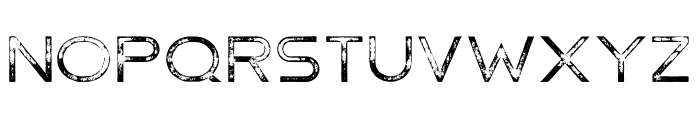 Hermannstadt Regular Press Font UPPERCASE