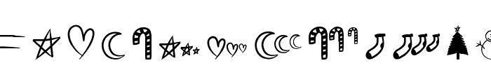 Jasmine Swash Font UPPERCASE